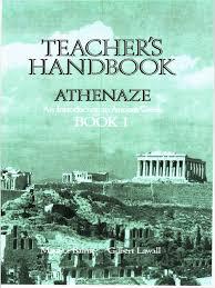 athenaze teacher u0027s handbook 1 muse grammatical gender