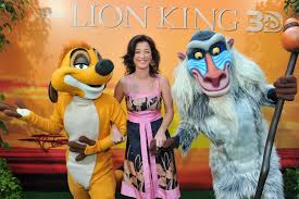 disney celebrates lion king 3d premiere animation magazine