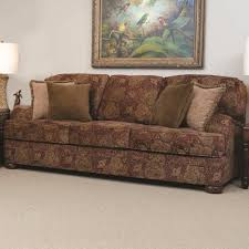 Yasmin Floor L Serta Upholstery By Hughes Furniture 5500 Transitional Sofa With