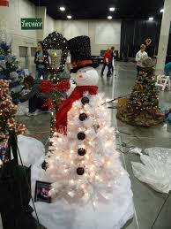 snowman christmas tree love it christmas ideas pinterest