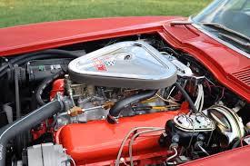 corvette 427 engine automotive history capsule 1967 corvette 427 tri power pg the