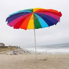 Umbrella For Beach Walmart Beach Umbrellas Walmart Com