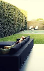 backyard dark blue sofa architecture android wallpaper free download