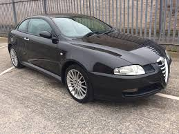 2004 alfa gt 1 9 jtd coupe 6 speed manual in newtownards county