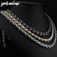 aliexpress buy gokadima 2017 new arrivals jewellery aliexpress buy gokadima vintage necklace men jewellery chain