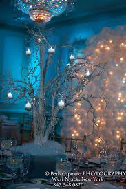 Centerpieces Sweet 16 by Winter Wonderland Tree Centerpiece Tablescape Centerpiece Www