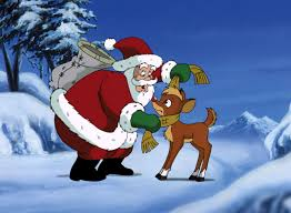 Rudolph Red Nosed Reindeer Movie Clipart