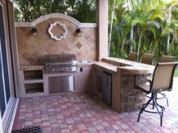outdoor kitchen backsplash custom outdoor kitchen built in bbq grill island with backsplash