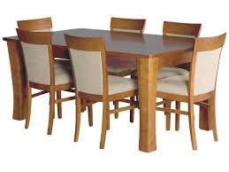 Merlot Dining Table  X  Beech - Beech kitchen table