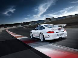 white porsche 911 2012 carrara white porsche 911 gt3 rs 4 0 rear eurocar news