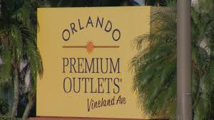 Orlando Premium Outlets Map by Deputies Manager Pistol Whipped Robbed At Outlets