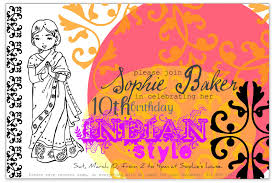 thanksgiving invitations ideas restlessrisa indian bollywood party part 1 invitations