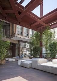 living divani u201cconquers u201d torre velasca in milan