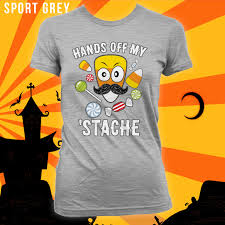 Boy Halloween Shirts by Hands Off My U0027stache Funny Halloween Party Shirt Last Minute