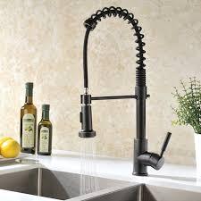 copper faucets kitchen sink faucets