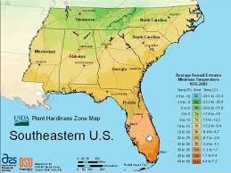 New England Coast Map by Maps For Growing Zones From The Usda How Cold It Gets