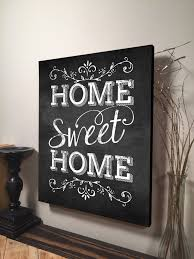 home sweet home decoration home sweet home sign inspirational quote family quote signs wall