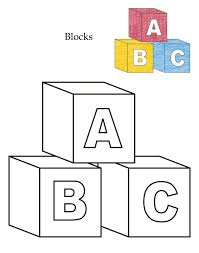 0 level blocks coloring page download free 0 level blocks