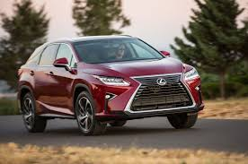 lexus rx los angeles 2016 lexus rx review