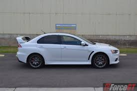 mitsubishi evo 2016 2016 mitsubishi evo x final edition side forcegt com