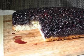 easy blueberry upside down cake amanda u0027s cookin u0027