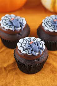 Halloween Cupcakes Cake by Fun Spooky Spider Web Halloween Cupcakes Recipe Jessica Gavin