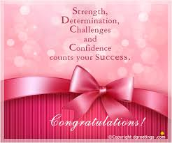 congratulatory cards wish your loved ones and convey your feelings on their success
