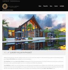 thai home design news thai villa homes krabi web design