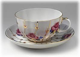 roses teacups antique roses cup and saucer lomonosov porcelain