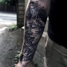 inner arm tattoos female 75 inner forearm tattoos for men masculine design ideas