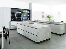 organized contemporary kitchen designs bending to the needs of