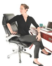 Yoga Poses You Can Do At Your Desk Yoga In Office Chair Office Chair Furniture