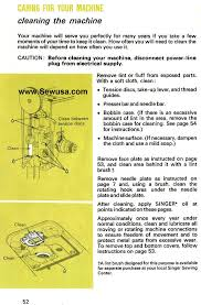 index of sewing machine repair singer sewing machine maintenance