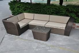 stunning l shaped patio sofa l shaped outdoor sofa thesofa