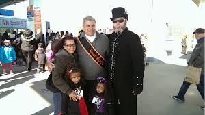get into the halloween spirit coney island kids get into the spirit of halloween brooklyn
