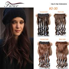 cheap clip in hair extensions cheap party style multi colors hairpieces 25 inch 120g kanekalon