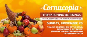 cornucopia of thanksgiving blessings king of worship center