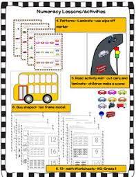 number 11 math worksheets no prep bundle pack ccss math