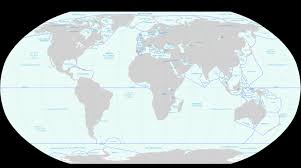 Arctic Ocean Map Ocean Map World Luxury World Pacific Ocean Centered Free Map Free
