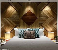 chantelle bedrooms bedroom furniture by dezign the great wall steve and chantelle s controversial timber parquetry