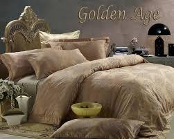 Egyptian Bed Sheets Egyptian Cotton Duvet Cover Set Golden Age Dm444q