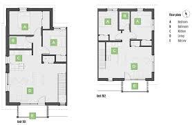 Passive House Floor Plans North Park Passive House News Ecohome