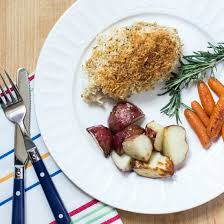 Easy Main Dish - rosemary parmesan chicken recipe on sutton place