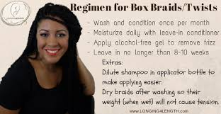 which takes longer to do box braids or senegalese how to wash box braids twists longing 4 length