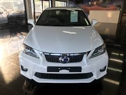 lexus ct200h 2008 2013 lexus ct200h f sport quality car sales