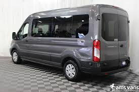 2015 ford transit wagon wheelchair van for sale 43 995