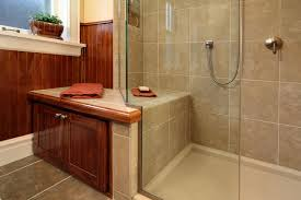 Shower Designs With Bench Shower Bench Seat Treenovation