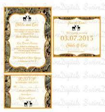 Camo Wedding Invitations Realtree Camo Wedding Invitation 5x7 Camo Wedding The Hunt Is Over