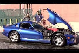 05 dodge viper i taught my to drive stick shift in my dodge viper and