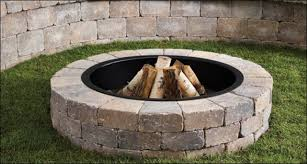 Stone Fire Pit Kit by Firepits Decoration Diy Stone Fire Pit Stacked Stone Fire Pit
